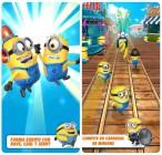 2 apps infantiles gratis de ¡Minions!