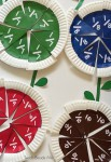 5 manualidades infantiles para aprender fracciones
