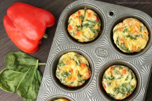Recetas para niños, tortillitas de verduras
