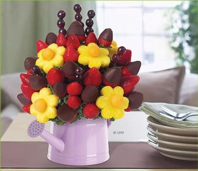 Día de la Madre: 4 recetas ¡floridas!