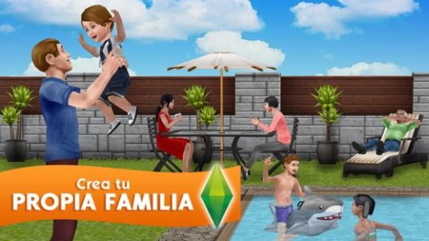 Los Sims, una app infantil que no pasa de moda