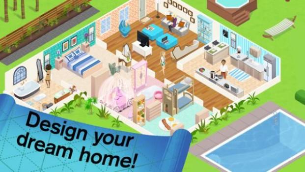 Apps infantiles ¡para diseñar casas!