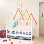 Decoración de paredes: 5 ideas diferentes para niños