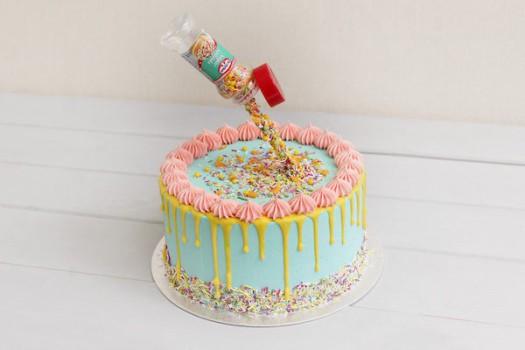 5 tartas de cumpleaños curiosas y fáciles