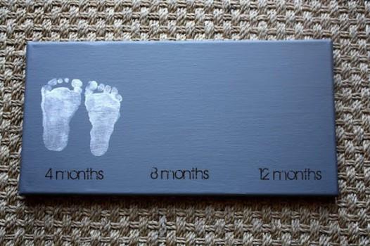 5 detalles caseros para decorar habitaciones de bebé
