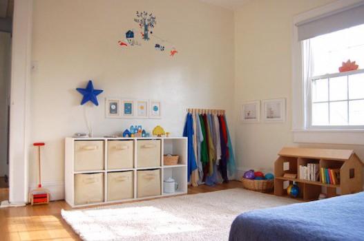 Habitaciones infantiles Montessori, ideas prácticas