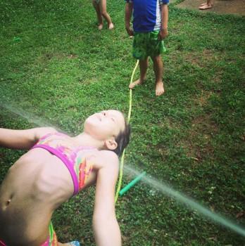 5 juegos de agua para el verano