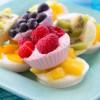 5 meriendas saludables con yogur y fruta