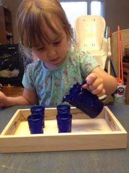 Actividades Montessori para niños de 3 a 5 años