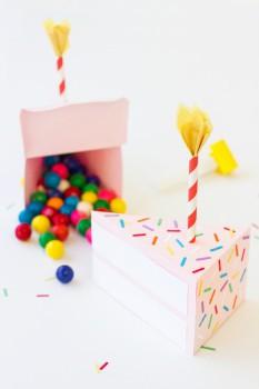 Cumpleaños infantiles: detalles caseros para invitados