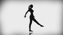 Ilusiones ópticas, ¿hacia qué lado gira la bailarina?