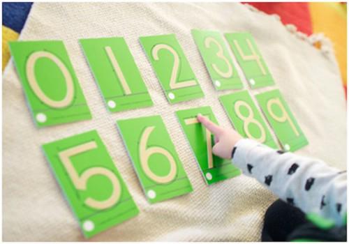 Método Montessori: 6 actividades para niños de 2 años