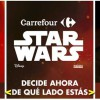 ¡Star Wars aterriza en Carrefour para quedarse!