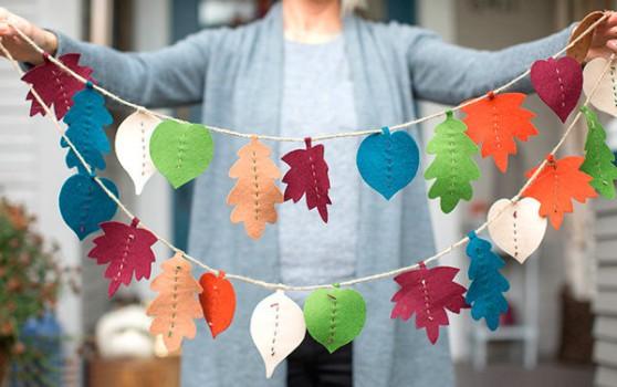 5 manualidades infantiles de otoño