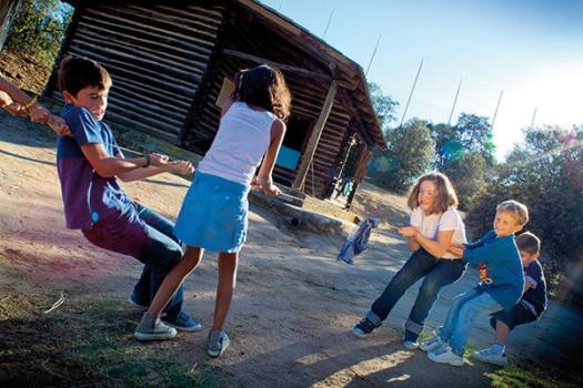 Club Las Encinas, un paraíso de actividades para niños en Madrid