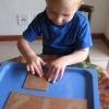 Materiales Montessori, 5 ideas caseras