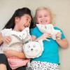 Hacer cojines infantiles con dibujos de los peques