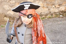 Disfraz de pirata: 8 ideas para un disfraz casero