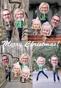 5 felicitaciones de Navidad  ¡graciosas!