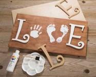 9 regalos hechos a mano ¡con huellas de los peques!