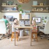 Cómo organizarte si trabajas en casa y tienes niños