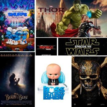 Cine infantil: Las películas para niños de 2017