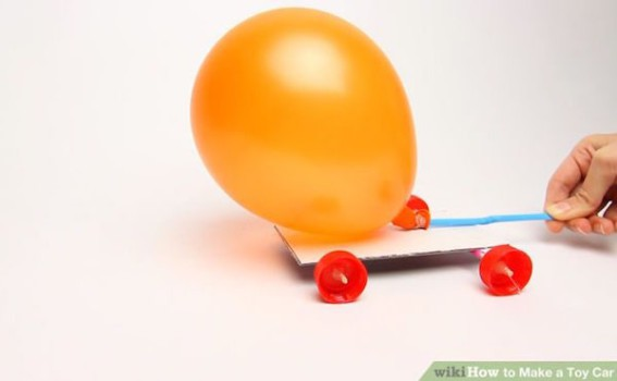 3 increíbles juegos caseros hechos con globos