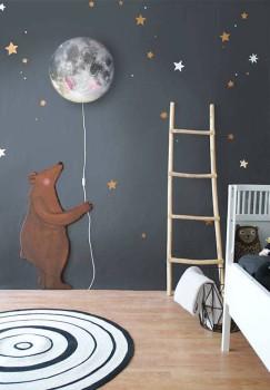4 lámparas infantiles que puedes hacer tú mismo