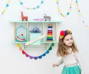 Las estanterías infantiles más originales