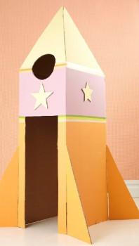 38 increíbles juguetes reciclados ¡de cartón!