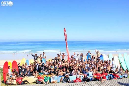 Campamentos de verano: ¡surf en Galicia!