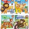 """""""Mis animales del zoo"""": Una colección única para que los niños aprendan divirtiéndose"""