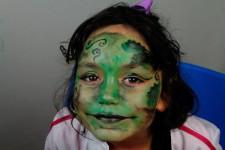 Maquillaje de Halloween: ¡una bruja paso a paso!