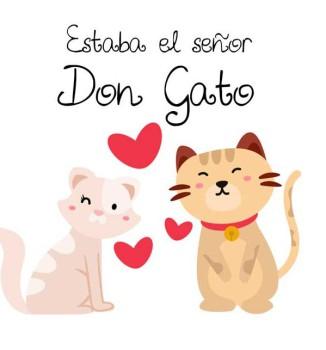 """""""Estaba el Señor Don Gato"""" letra de la canción y vídeo"""