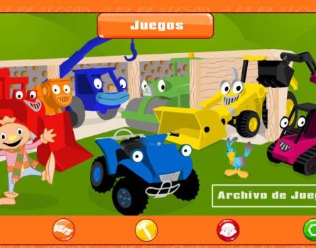 Juegos de Bob y sus amigos