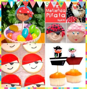 Fiesta Pirata, ideas para organizar un cumpleaños de piratas