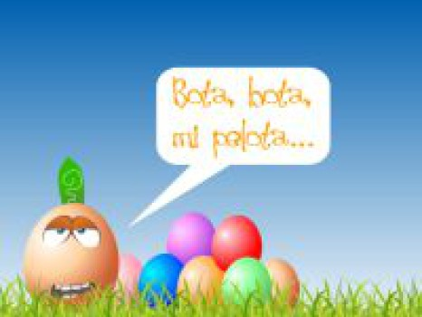 Experimentos para niños: Un huevo que bota