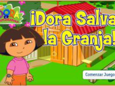 Juegos de Dora la Exploradora