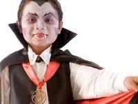 Maquillaje de Halloween paso a paso: Vampiro