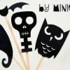 Sombras chinescas para Halloween, una manualidad muy divertida