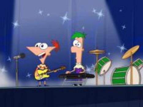 Canciones de Phineas y Ferb