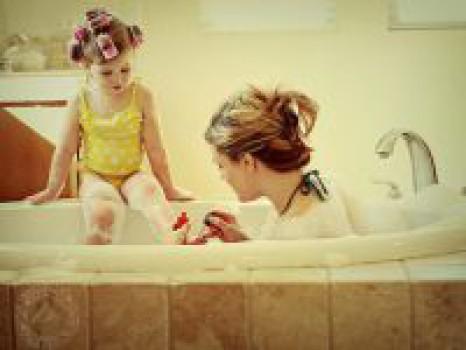 Inspiración: Complicidad femenina