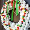 Deliciosas coronas de Navidad