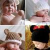 Disfraces para bebés, hazles unos gorritos