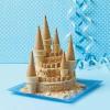 Tarta de cumpleaños, un castillo para príncipes y princesas