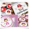 Decoración de tartas de cumpleaños y cupcakes, ahora es fácil…