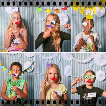 Photobooth, cómo hacer fotos divertidas