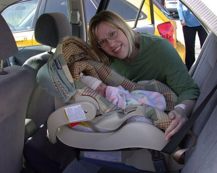 Sillas para el coche, elige la más adecuada para el niño