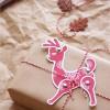 Decora tus regalos de Navidad con renos