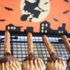 Galletas de Halloween ¡una receta para niños terrorífica!